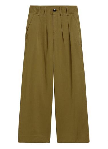 Banana Republic Pantolon Yeşil